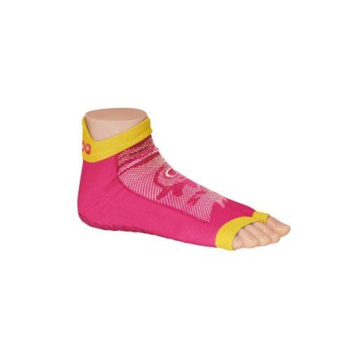 AntiSlip ZwemSokjes voor kinderen - Ockyz sweakers zwemsokken character pink