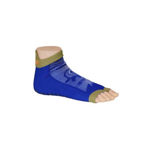 AntiSlip ZwemSokjes voor kinderen - Ockyz sweakers zwemsokken character blue