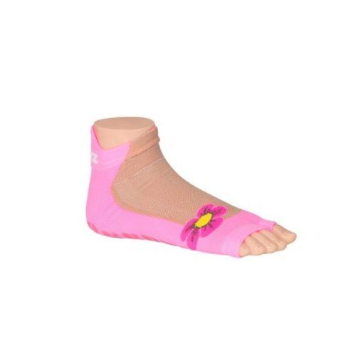 AntiSlip ZwemSokjes Ockyz Pump pink roze